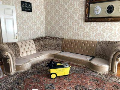 Химчистка ковров в Новосибирске