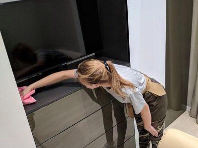 Убрать квартиру